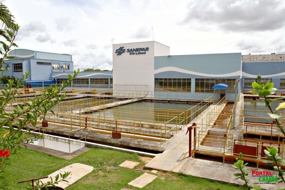 Abastecimento de água em Cambé chega a 70% informa a Sanepar