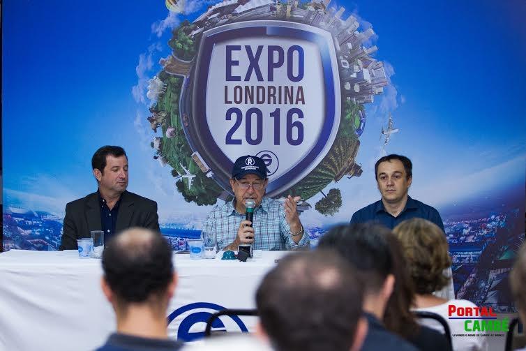 Confira a programação de eventos da ExpoLondrina 2016