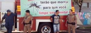 Hora H mobiliza todo o Paraná no combate ao mosquito da dengue