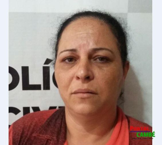 Mulher é pressa ao tentar pasar drogas para o filho dentro da cadeia em Cambé