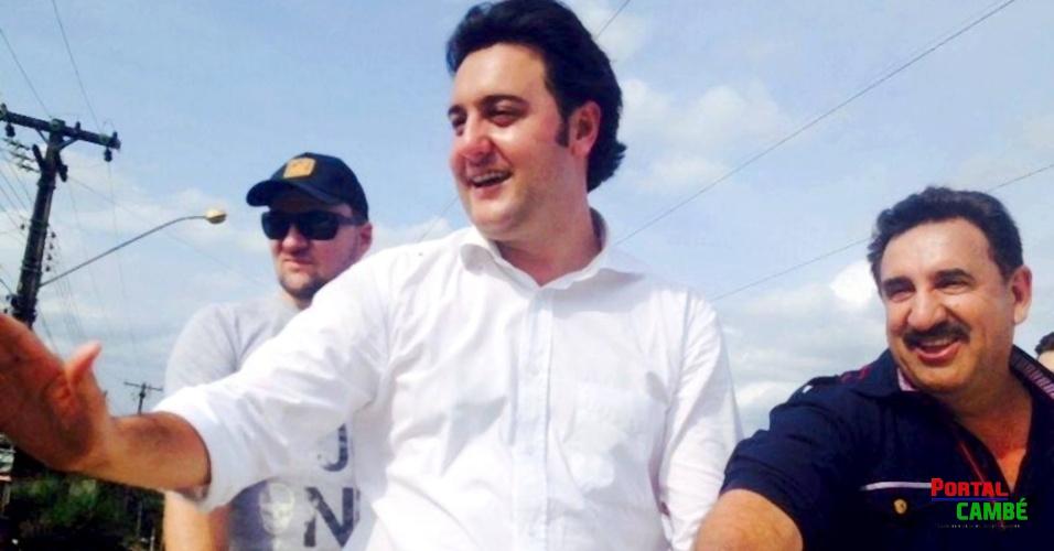 Ratinho Jr já está no PSD e vai levar uns 6 ou 8 deputados, diz Leprevost
