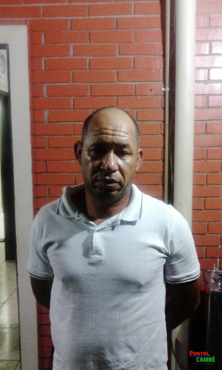 Suspeito de participar de roubo a supermercado de Cambé é preso pela PM