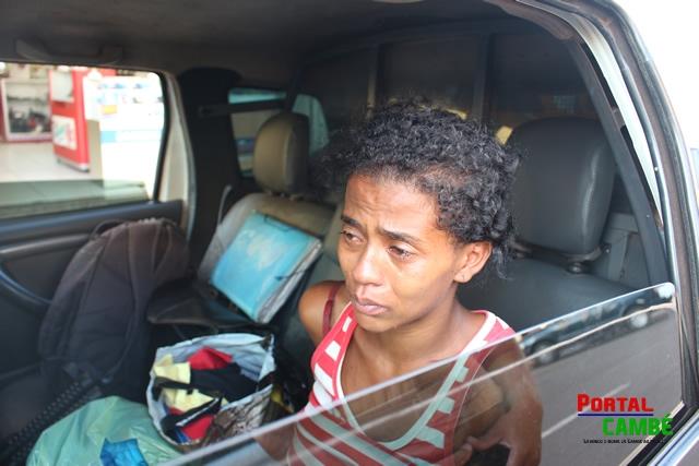 Mulheres são detidas após furtarem lojas no cento de Cambé