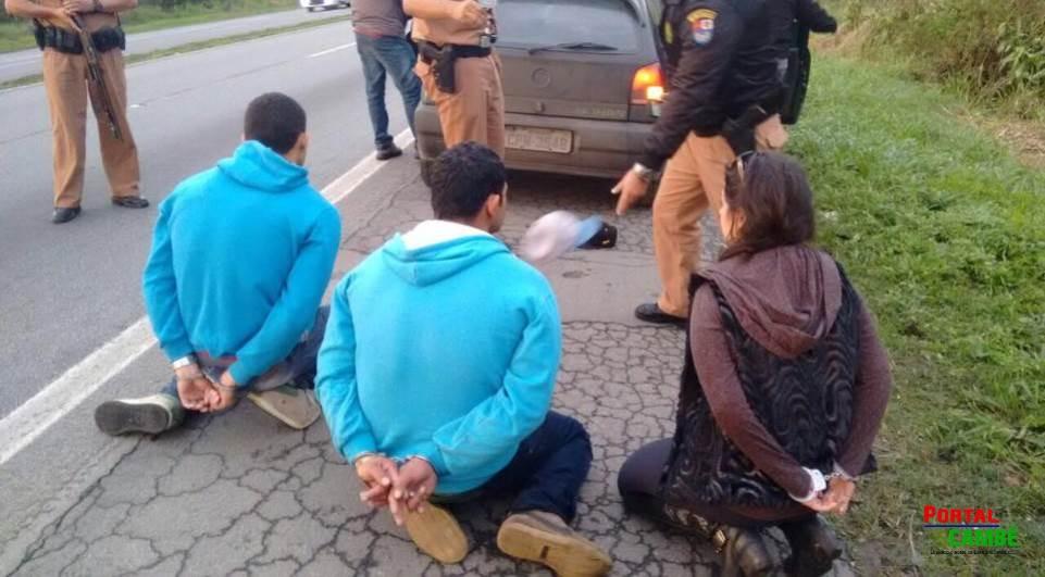 Ex-miss Paranaguá é presa com crack