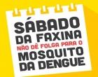 2° Ciclo de Mutirões Contra o Aedes aegypti começa dia 14 de maio