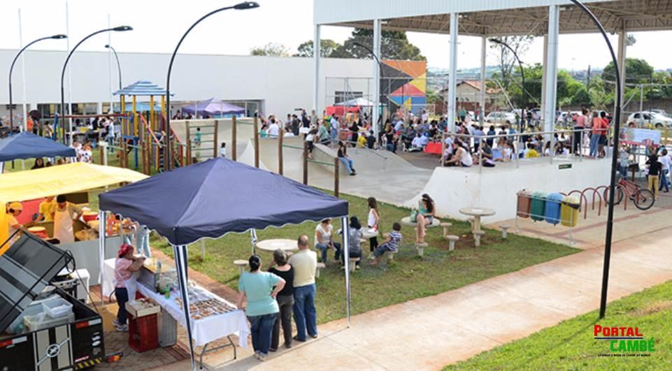 MP notifica prefeitura de Cambé por feira comercial em espaço público