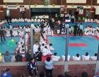 38 atletas de Cambé participaram do Paranaense de Taekwondo em Londrina