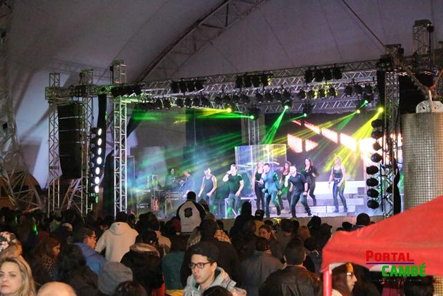 Festa de Santo Antonio em Cambé tem prosseguimento no Centro de Eventos