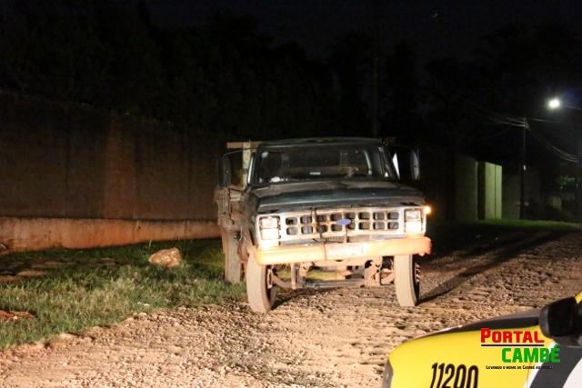 Mulher fica em estado grave após ser atropelada por caminhão em Cambé