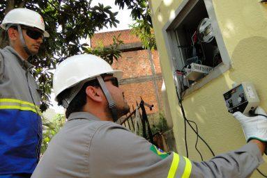 Copel intensifica combate ao furto de energia (Foto Rakelly Schacht)
