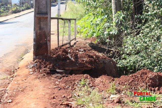 Problema sem solução: Moradores do Jardim São Paulo cobram mais segurança na Av. Bernardino de Campos