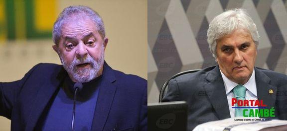 Lula, Delcídio e mais cinco se tornam réus por tentar obstruir a Lava Jato