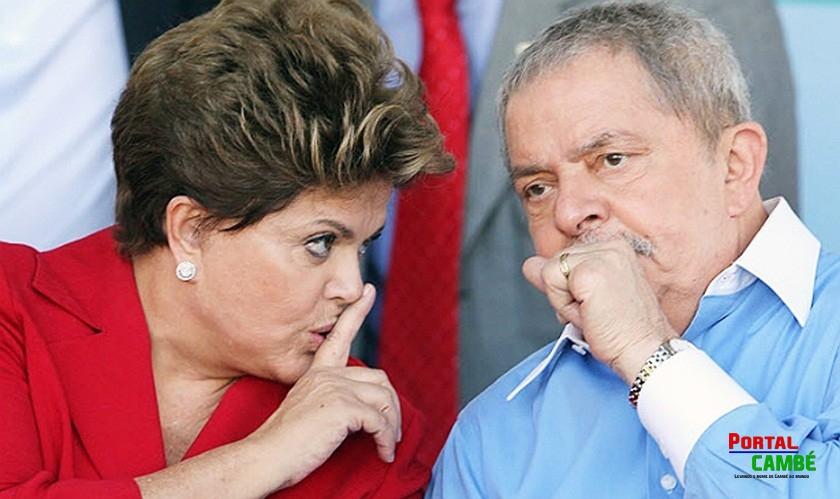 Teori determina investigação de Dilma e Lula por suposta obstrução da Lava Jato