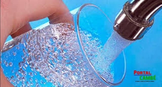 Bairros de Cambé terão abastecimento de água interrompidos no domingo (04/09)