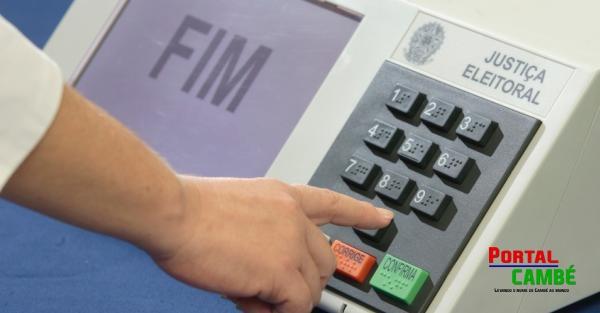 """Fórum Eleitoral promove campanha """"EVITE FILAS, VOTE PELA MANHÔ"""