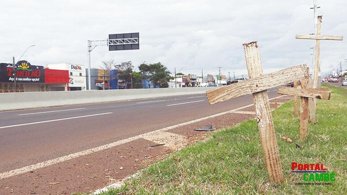Construção da passarela em frente ao Supermercado Tonhão começará no mês de novembro