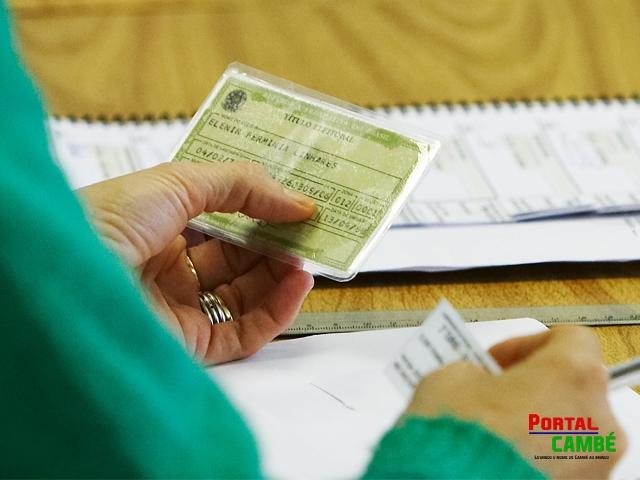 Confira os Locais de Votação em Cambé