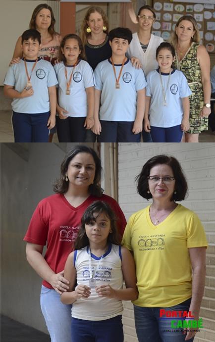 Cinco alunos de Cambé são medalhistas na Olimpíada Brasileira de Astronomia e Astronáutica