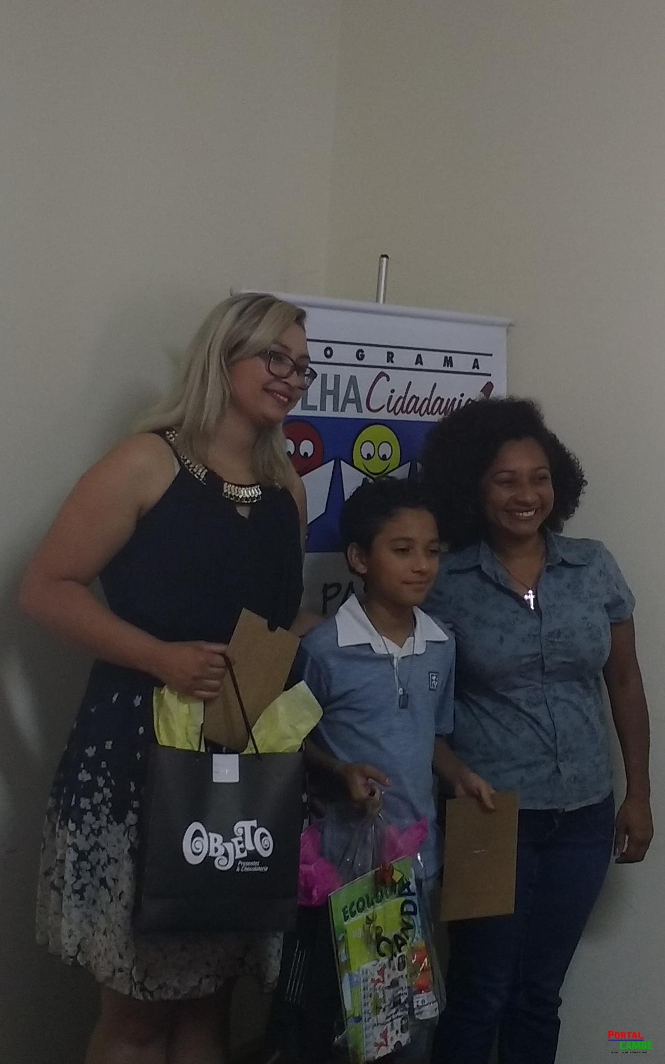 "Aluno da Rede Municipal de Ensino conquista 1° lugar no concurso ""Pequenos Jornalistas"""