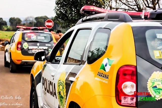 Após ser sequestrado em Londrina, casal é libertado em Cambé
