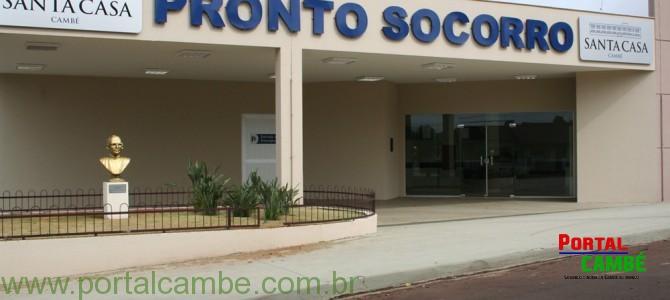 Prefeitura de Cambé emite comunicado sobre o atendimento na Santa Casa de Cambé