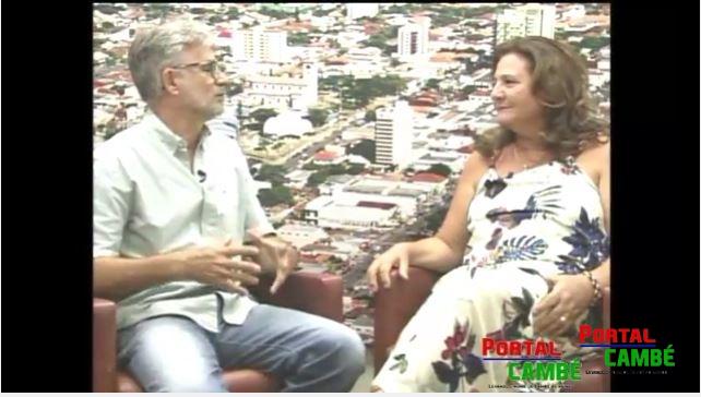 Entrevista com a vereadora eleita Fátima Hauly (Vídeo)