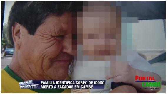 Polícia Civil de Cambé já identificou os autores do homicídio do Sr. Antônio Rodrigues
