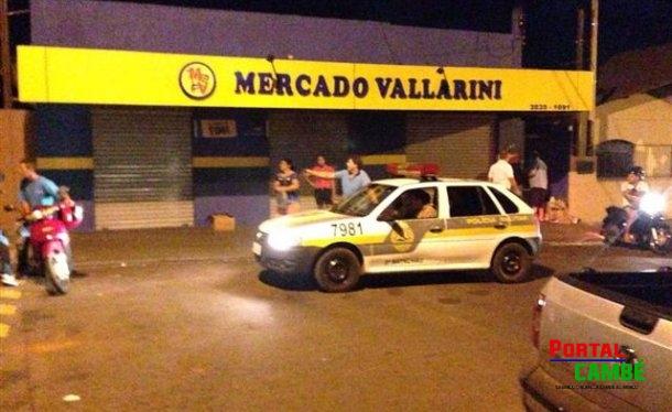 Cambeenses são presos em Londrina tentando roubar farmácia