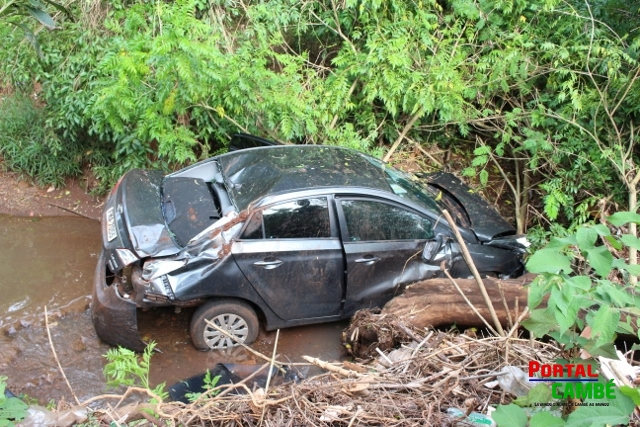 Acidente de trabalho deixa dois operários com 36% dos corpos queimados em Cambé