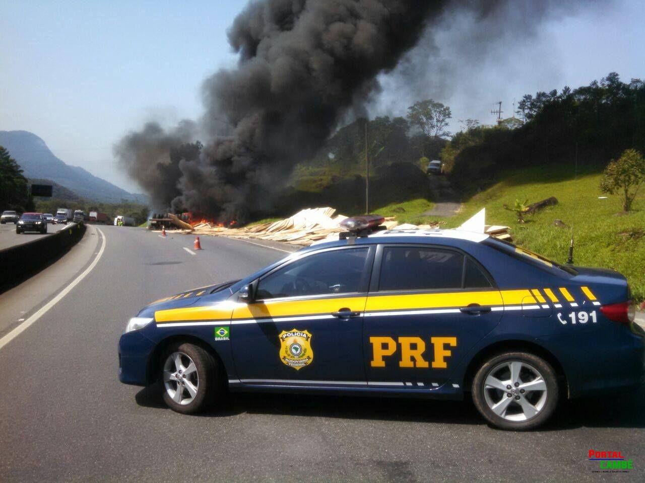 Após queda de 25% em 2015, mortes em rodovias federais no Paraná sobem 12% em 2016