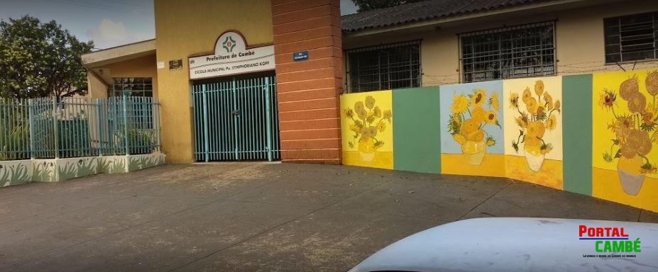 Cambé: Escolas municipais voltam as aulas dia 06 de fevereiro