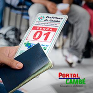 Agência do Trabalhador de Cambé agora abre mais cedo para atender a população