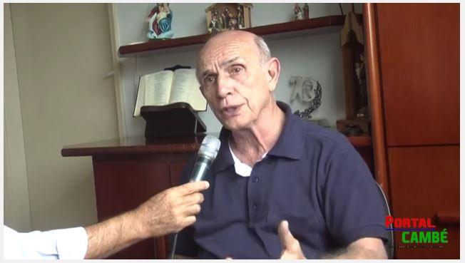 Entrevista com o Prefeito Zé do Carmo