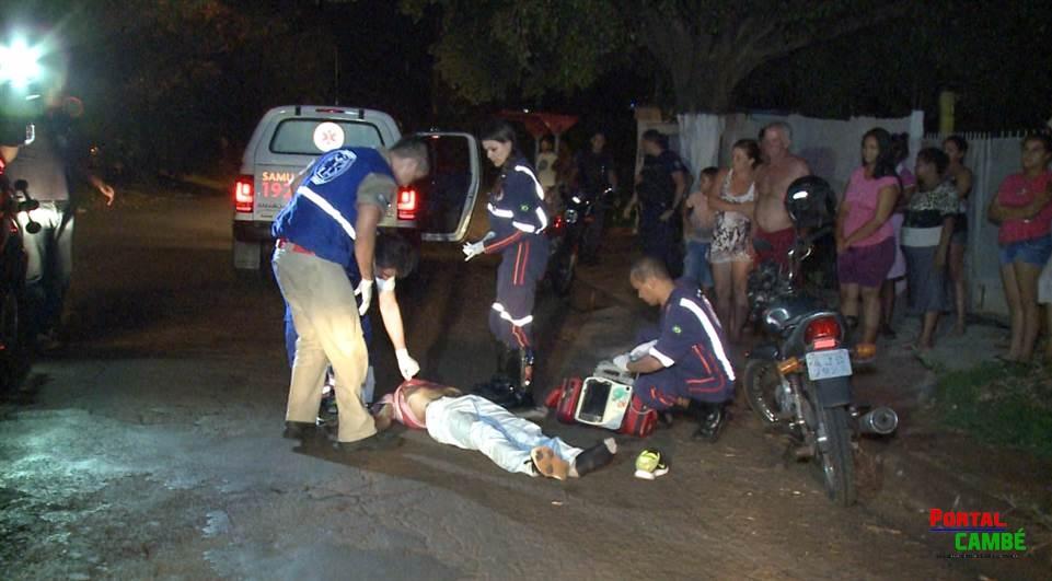 Rapaz com moto furtada é morto a tiros em Londrina