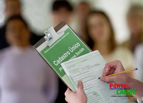Assistência Social convoca famílias para atualização do Cadastro Único