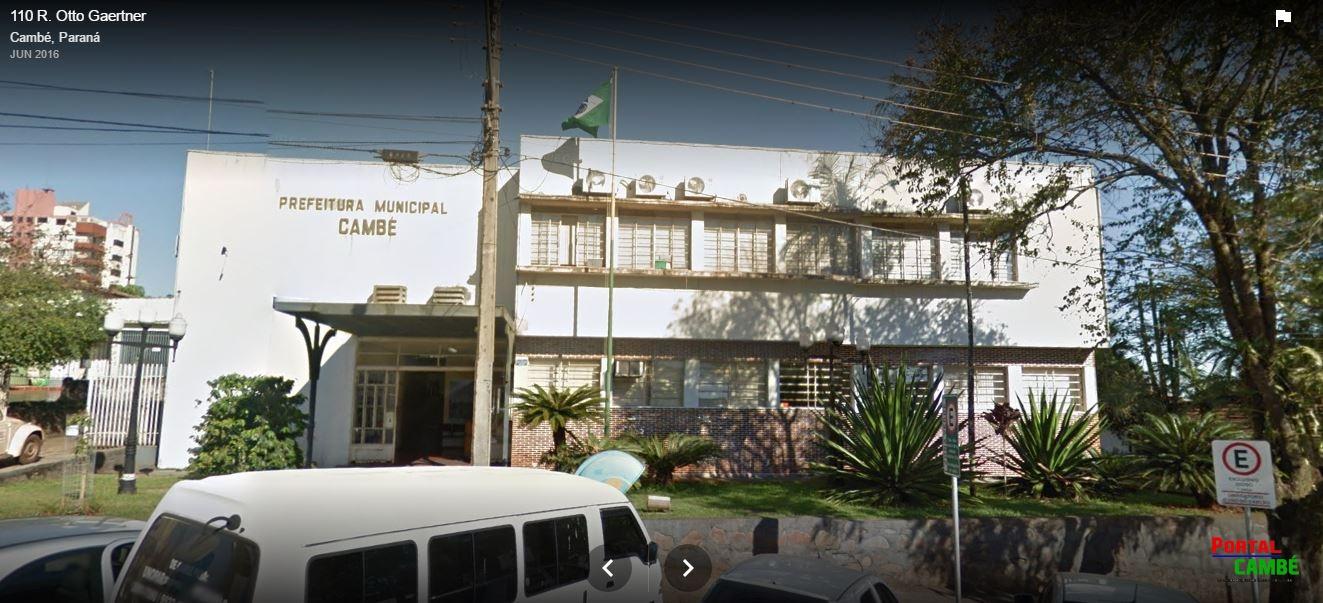 Prefeitura de Cambé recebe alerta do TCE-PR por despesas com pessoal