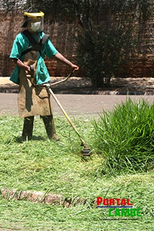 Prefeitura começa a notificar terrenos com mato alto em Cambé