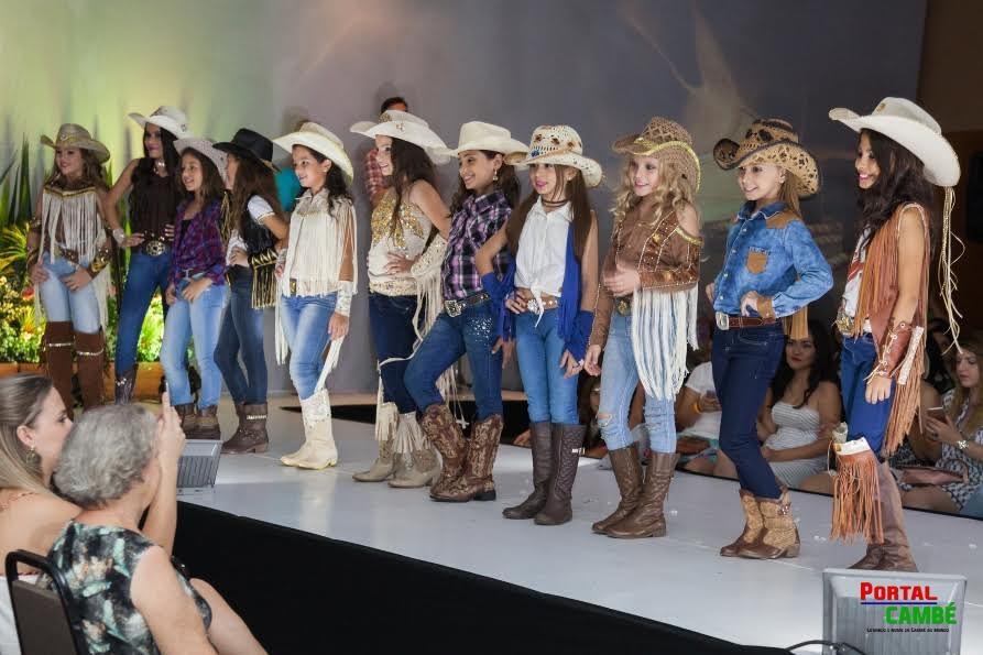 Concurso Rainhas Mirins da ExpLondrina 2017 é neste sábado (11)