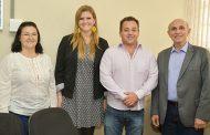 Cônsul americana visita a Prefeitura de Cambé