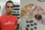 Suspeito é preso com drogas no Jardim Ana Rosa em Cambé