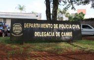 PLANTÃO: Fuga em massa da cadeia pública de Cambé