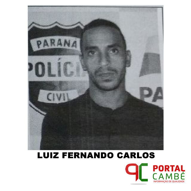 Polícia Civil divulga fotos dos foragidos da cadeia publica de Cambé