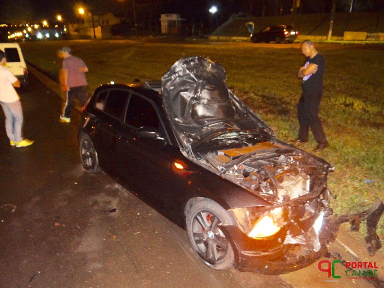 Jovem de 25 anos morre em acidente na BR-369 em Cambé