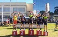 Ciclistas de Cambé fazem ótima prova no Campeonato Paranaense disputado em Cianorte