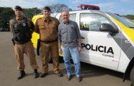 Polícia Militar de Cambé recebe nova viatura