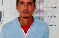 Condenado a 21 anos de prisão, autor de assalto que resultou em morte de funcionário de um motel é preso no Jardim Ana Rosa em Cambé