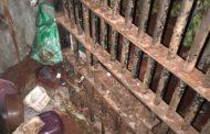 Presos cavam buraco e tentam nova fuga de cadeia em Cambé