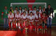 Cambé goleia e é campeão da fase regional no Futsal Feminino nos Jogos da Juventude