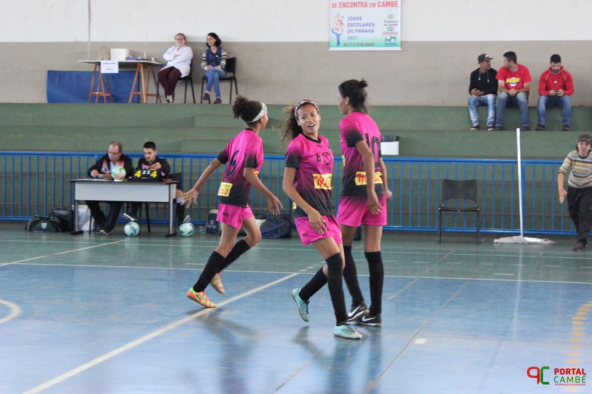 JEPs; Confira as equipes classificadas para as quartas de final do futsal