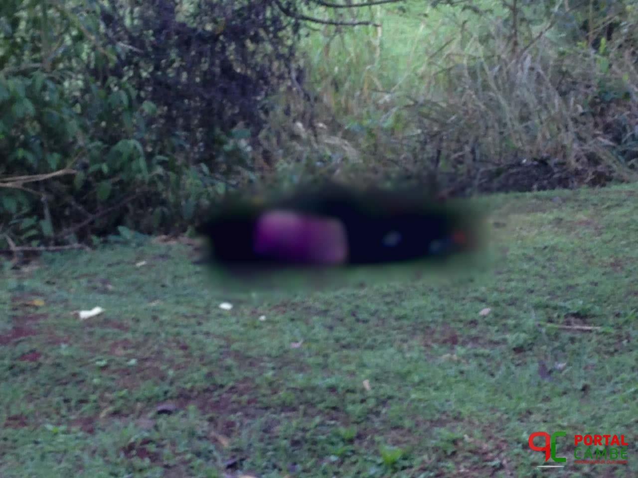 Mulher é encontrada morta em fundo de vale do Jardim Violin em Londrina